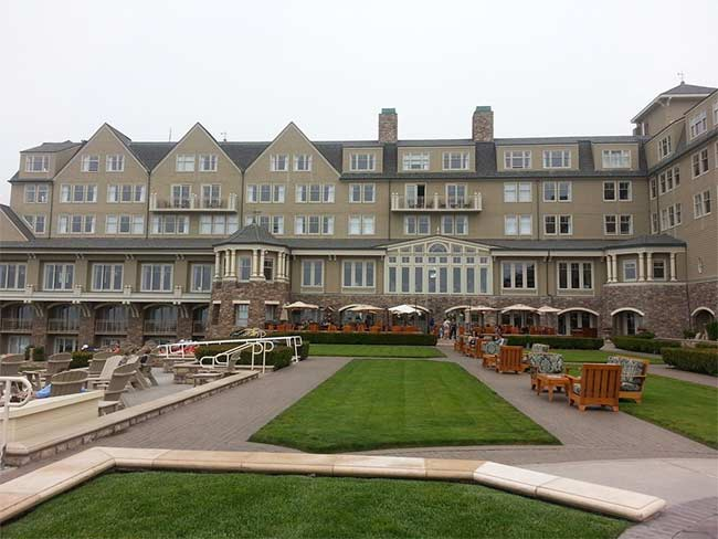 The Ritz-Carlton Half Moon Bay, California
